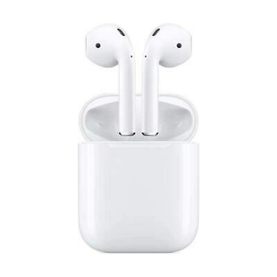 Apple AirPods 2nd Generation Wireless Earbuds - Charging Case