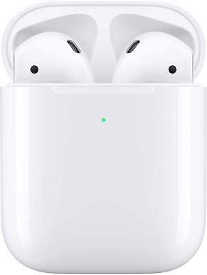 Apple Airpods 2nd Generation With Wireless Charging Case Sealed Fast Shipping