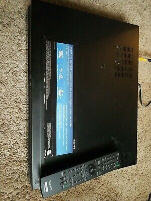 Sony RDR-VX560 DVD Recorder VCR Combo with Remote