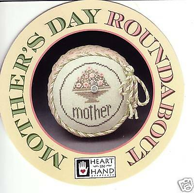 Mothers Day Roundabout by Heart in Hand Needleart