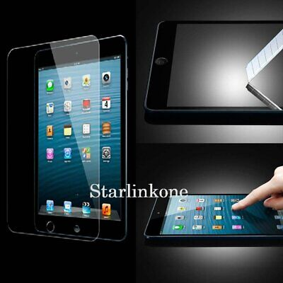 Tempered Glass Screen Protector For Apple iPad 2 3 4 Air Pro Mini iPhone 5S