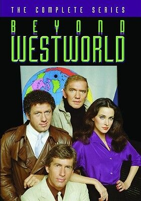 BEYOND WESTWORLD THE COMPLETE SERIES New Sealed 2 DVD Set