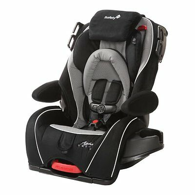 Safety 1st Alpha Omega Elite 3 in 1 Baby Toddler Convertible Car Seat- Quartz