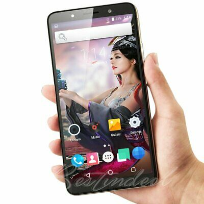 Cheap Android Factory Unlocked Mobile Phone Quad Core Dual SIM Smartphone 6-0