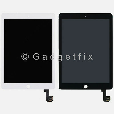 LCD Display Touch Screen Digitizer Assembly For Ipad Air 2  Ipad Pro  Mini 4