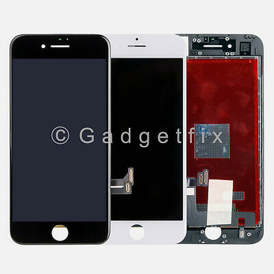 US LCD Display Touch Screen Digitizer Assembly Replacement for Iphone 7  8 Plus