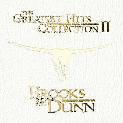 The Greatest Hits Collection Vol- 2 by Brooks - Dunn CD Oct-2004 BMG distr…