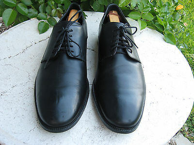 Cole Haan black leather   tie shoes Mens Size 13 M  nice