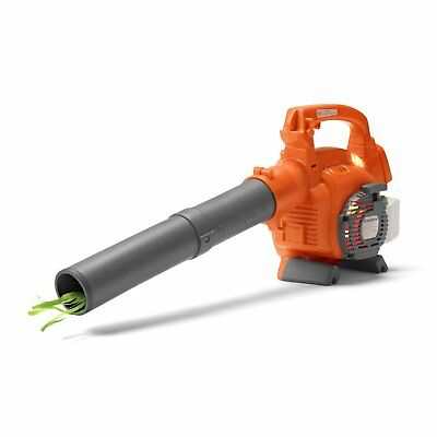 Husqvarna 125B Kids Toy Battery Operated Leaf Blower with Real Actions 589746401