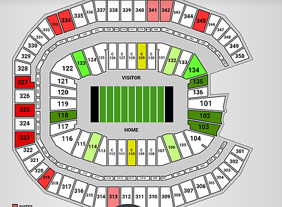 2 Alabama vs Florida State Football Tickets Great Price DEAL