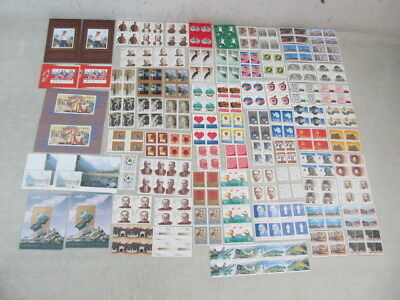 Nystamps PR China many mint NH stamp block - souvenir sheet collection