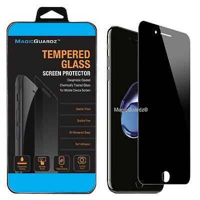 Anti-Spy Peeping Privacy Tempered Glass Screen Protector For iPhone 8  8 Plus