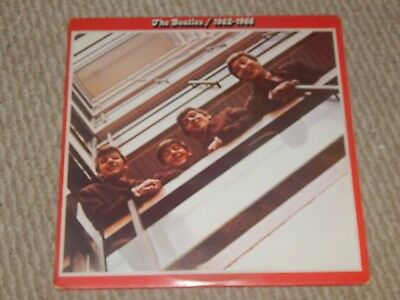 The Beatles 1962-1966  2LP   Red Capitol Label