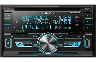 Kenwood DPX503BT Double DIN CD Bluetooth SiriusXM Car Stereo Replaced DPX502BT