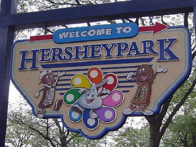 2018 Hershey Park Adult General Admission Tickets Expires 73118 Hersheypark