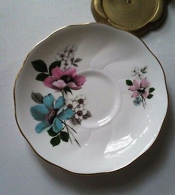 Royal Grafton Fine Bone China Saucer C- 1957-