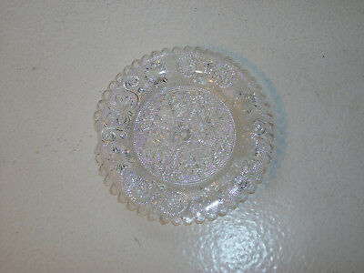 EAPG Cup Plate Lacy Design 2