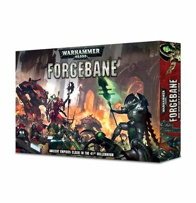 Warhammer 40000 Forgebane PRE-ORDER Shipped by 326