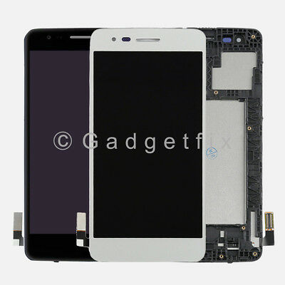 LCD Screen Digitizer Touch Assembly Replace For LG Aristo M210 MS210 LV3 K8 2017
