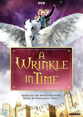 A WRINKLE IN TIME New Sealed DVD 2003 Film