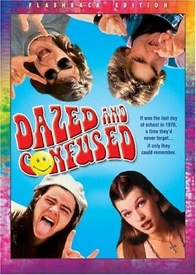 DAZED AND CONFUSED New DVD Flashback Edition Ben Affleck Matthew McConaughey