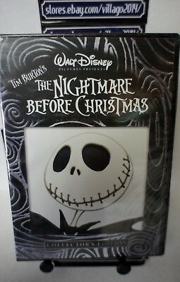 The Nightmare Before Christmas NEW DVD FREE SHIPPING