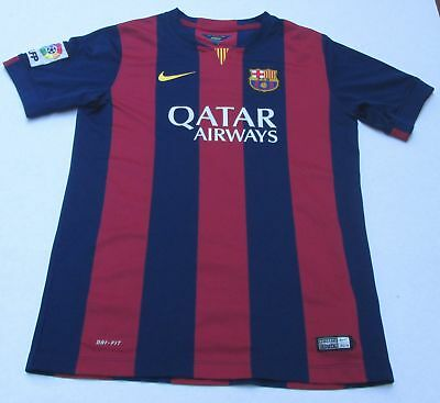 F-C- Barcelona Neymar Jr- Soccer Jersey -Youth XL - Nike
