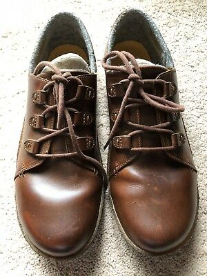 CLARKS ORIGINALS LACE UP Oxfords Latana Maple Beeswax Women's Size 9-5