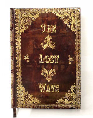 The Lost Ways HardCover special edition