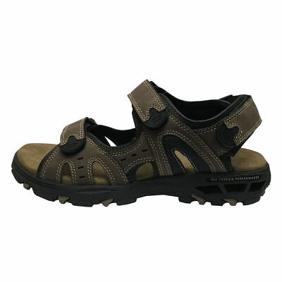 COLEMAN Mens Wave Rider Three-Strap Sandals - BLOWOUT
