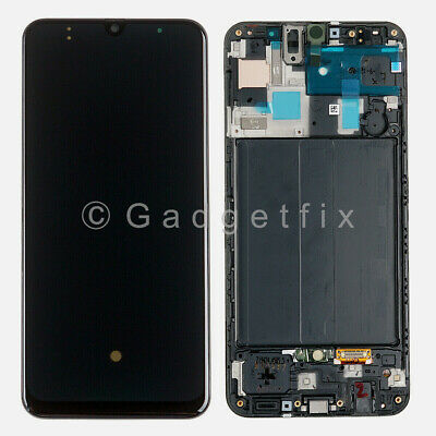 For Samsung Galaxy A10 A20 A30 A40 A50 A70 LCD Touch Screen Digitizer Frame Lot