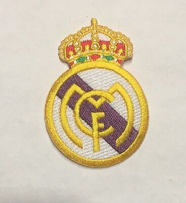 Real Madrid Soccer Patch