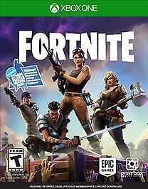 Fortnite Microsoft Xbox One 2017