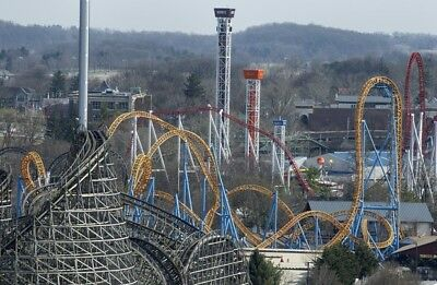 2019 Hershey Park One Day Admission Tickets Expire 73119 Use With Preview Plan