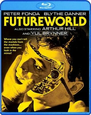 FUTUREWORLD New Sealed Blu-ray Sequel to Westworld