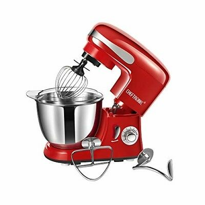 Cyber Monday Sale - Stand Kitchen 6 Speed Electric Mixer 4-2qt Stainless Bowl