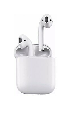 Wireless Bluetooth Airpods- White With Sealed Box FREE Fast Shipping