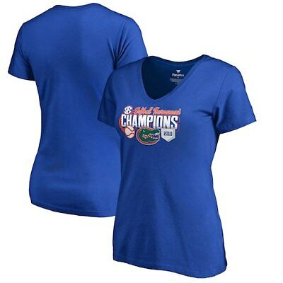 Florida Gators Fanatics Branded Womens 2018 SEC Softball Tournament Champions