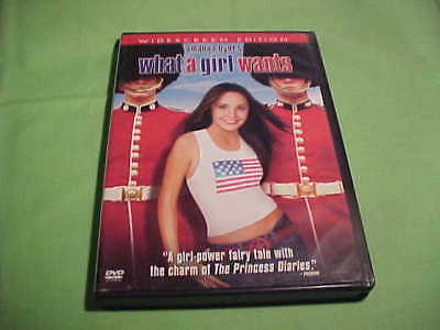 What A Girl Wants - Amanda Bynes - Widescreen - 2003 13