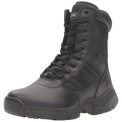 Magnum TacticalWork Panther 8-0 Size Zip Leather - Nylon Boots - 7127