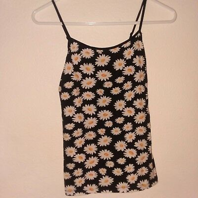 Wet seal tank tops large floral designs Great Condition 2 tanks