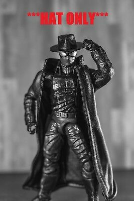 Spider-man Noir Marvel Legends Hat Only Accessory 112 Scale
