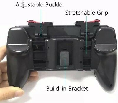 Gaming Joystick Controller Mobile Phone- Shooter For PUBG Fortnite