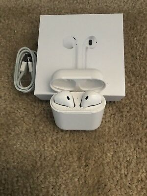 New Quality Bluetooth Earbuds Wireless Airpods w Charging Case I8s TWS Afans