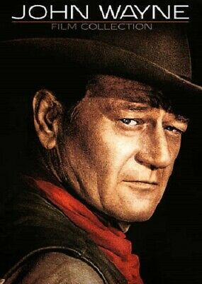 John Wayne Film Collection DVD 2012 10-Disc Set New