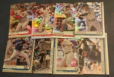 2019 Topps Series 1 Rainbow Foil Veterans Rookies RC You Pick From List