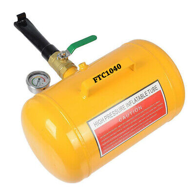 FTC1040 5 Gallon Inflator Air Tire Bead Seater Blaster Tool Seating ATV 145PSI