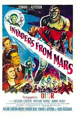 Invaders from Mars 1953 DVD