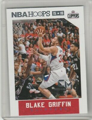 2015 Panini - Cyber Monday Basket Ball Card Clippers Blake Griffin '17