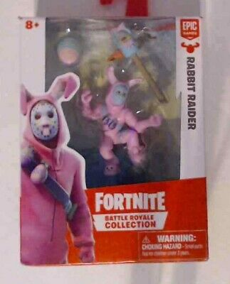 Fortnite Battle Royale Collection Mini rabbit raider Figure moose toys
